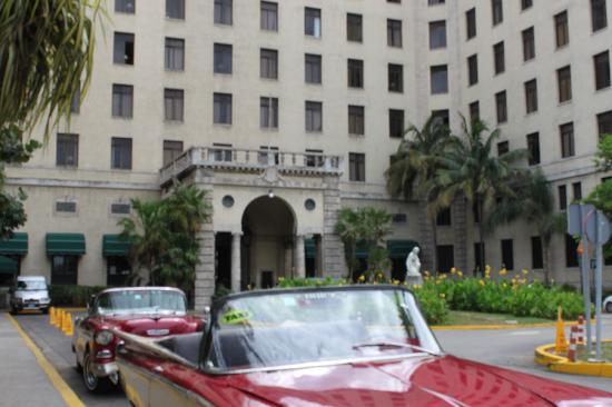 The Hotel Nacional in Havana