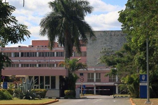 CIMEQ, the Havana hospital where Venezuelan president Hugo Chavez is undergoing cancer treatment.
