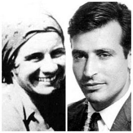 Cecilia Magnet and Guillermo Tamburini, who disappeared in Buenos Aires in 1976 and were never seen again.