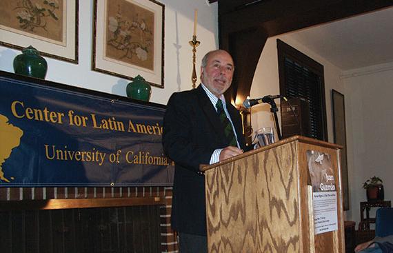 Judge Juan Guzman